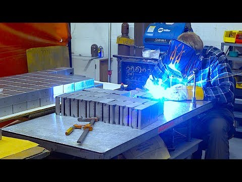 TIG Welding Sheet Metal Enclosures