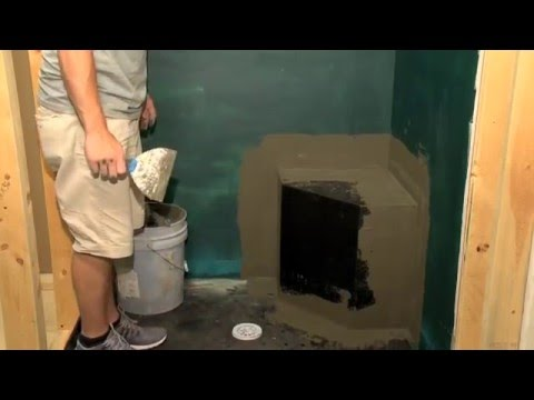 Niches & Benches Installation Video