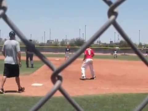 David Hamilton at USA Baseball 2011 14U  West Championships- Arizona