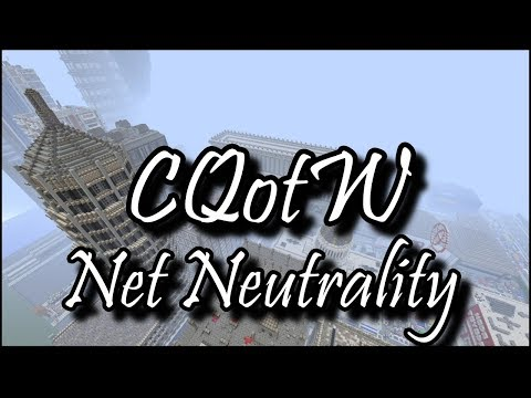 Net Neutrality - Creative Question of the Week - Minecraft
