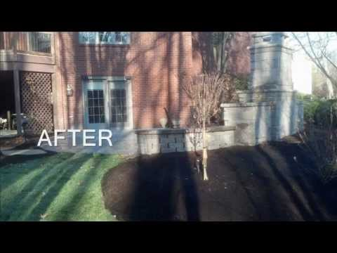 Cincinnati Back Yard Transformation #1