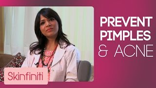 How To Prevent Acne Pimples Skincare Skinfiniti With Drjaishree Sharad