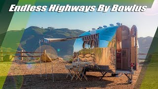 Endless Highways Luxury Travel Trailer By Bowlus Road Chief