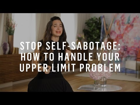 Stop Self-Sabotage With This One Vital Step