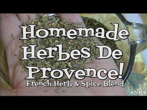 Homemade Herbes De Provence Spice Blend!! Noreen's Kitchen