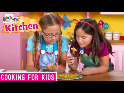 Lalaloopsy Kitchen: How to Make Mac and Cheese   We're Lalaloopsy   Now Streaming on Netflix!