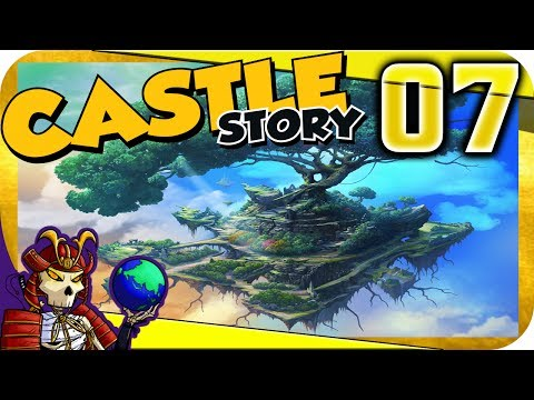 Castle Story 0.9 Early Access | The Grand Defence | Let's Play Castle Story Gameplay