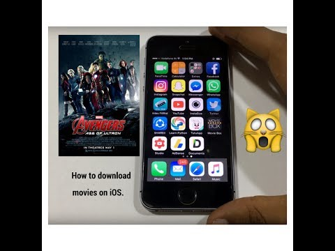 How to download movies on iPhone / iPad (iOS 10.3.2)