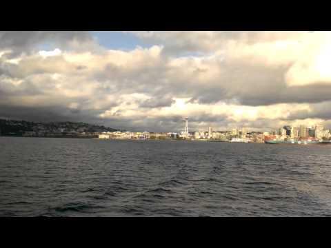 Bainbridge ferry to Seattle