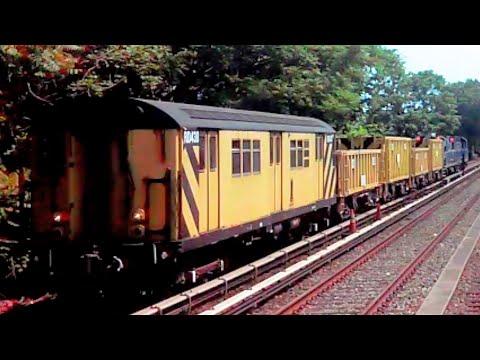 [MTA]: Work Train Delays An R160 (Q) Train