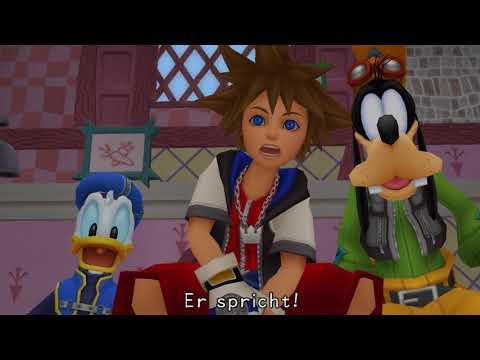 Kingdom Hearts HD 1.5 Remix Work 100 % on rpcs3 playstation 3 Emulator