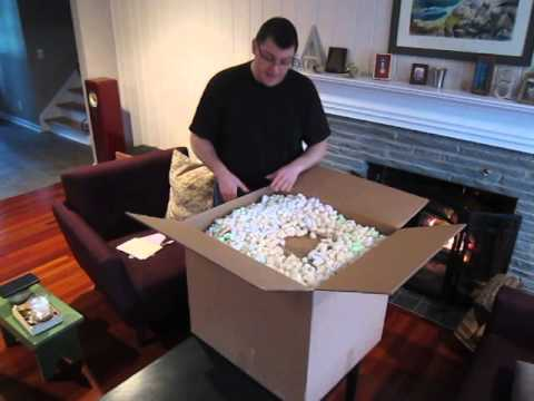 Apothecary Chest Unboxing