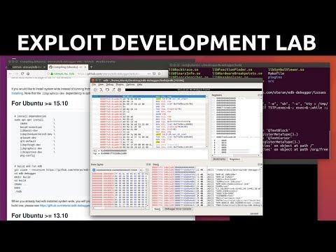 Setting Up The Exploit Development Lab