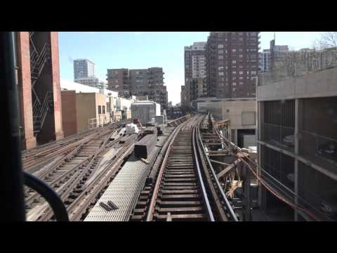 CTA Charter Ride From Clark/Lake To Cermak McCormick Place