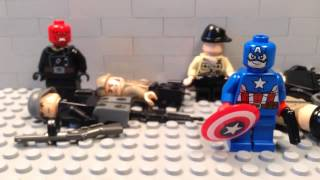 Lego Captain America - 4th Of July Special
