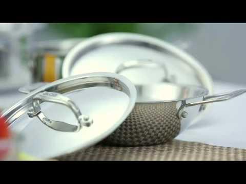 Alda Cookware Tri Ply Range - Alda India