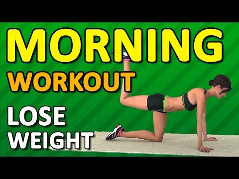 Morning Workout For Women To Lose Weight Fast