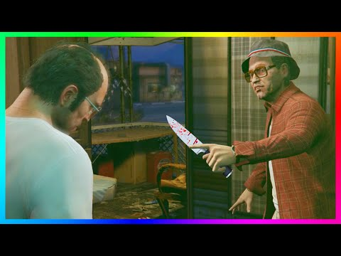 DID TREVOR PHILLIPS KIDNAP WADE, KILL HIS FRIENDS + MANIPULATE RON & DESTROY HIS FAMILY!? (GTA 5)