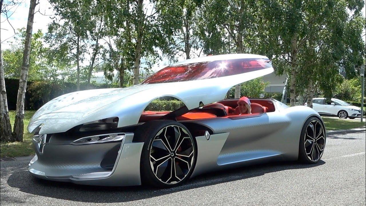 Top 10 Craziest Concept Cars 2019