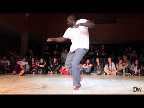THE STREET ON STAGE VOL. 1 | Octavos Ind. Show | SAMUEL FAYÉ