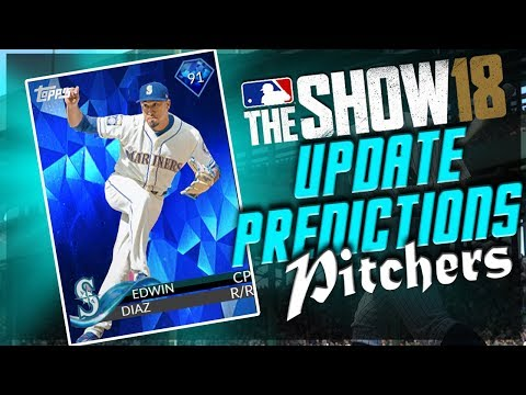 MLB THE SHOW 18 (ROSTER UPDATE PREDICTIONS) PITCHERS EDITION