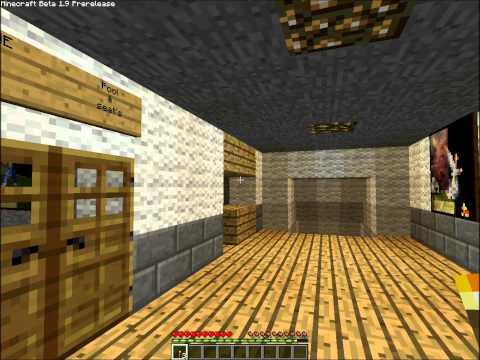 Minecraft: Small Hotel