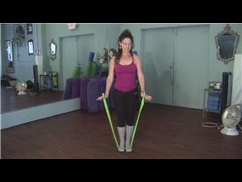 Abdominal Workouts : How to Train Abs With a Resistance Band