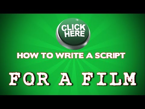 HOW TO WRITE A SCRIPT FOR A FILM AND BECOME A HOLLYWOOD SCREENWRITER NEXT MONTH