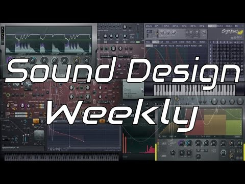 Sound Design Weekly 1: Electro House Bass