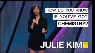 Julie Kim at the 2015 Winnipeg Comedy Festival