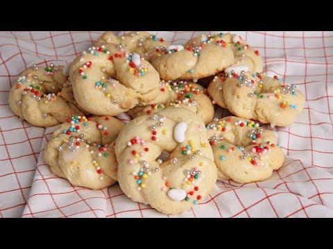 Italian Easter Cookies   Episode 1243