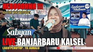Sabyan Gambus - Ya Jamalu (Live Banjarbaru)