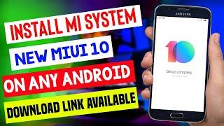 MIUI 10 Theme : For Vivo Smartphone 100% Working