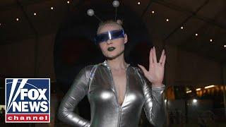 'Storm Area 51' raid brings crowds of 'alien believers' to Nevada