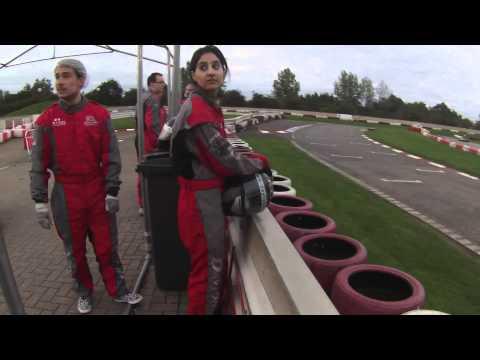 Daytona Milton Keynes Outdoor Karting Howdens 2015