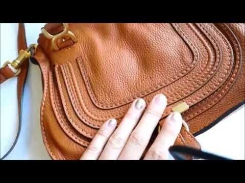 Chloe Mini Marcie Shoulder Bag Unboxing