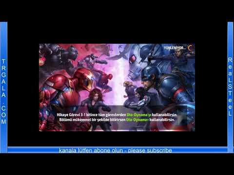 Future Fight Atak ve Skill V3 9 0
