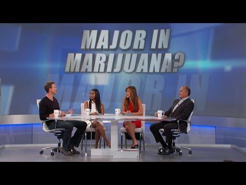 College Major in Medicinal Marijuana?