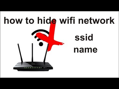 how to hide wifi network ssid name in hindi