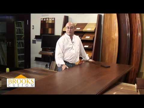 Cherry Wood Countertops - Brooks Custom