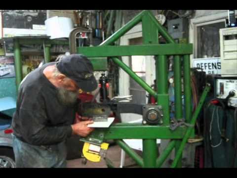 How to make louvers cutting tool