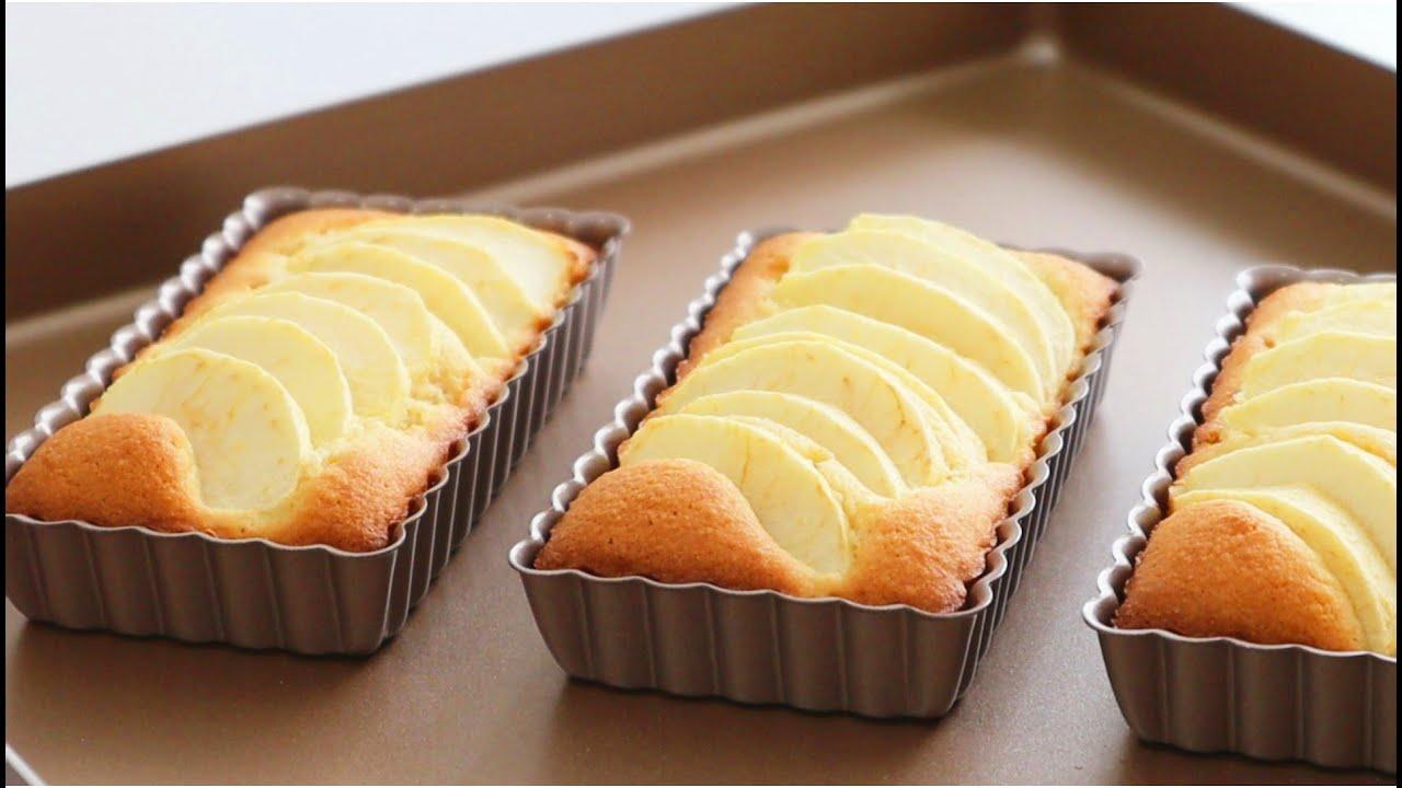 Apple Almond Cake 蘋果杏仁蛋糕|Apron