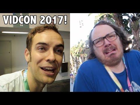 VidCon 2017 Behind the Scenes!