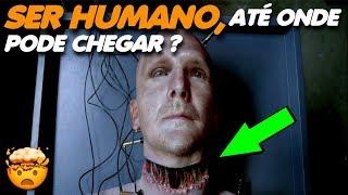PRIMEIRO TRANSPLANTE DE CABEÇA HUMANA NO MUNDO FEITO COM SUCESSO