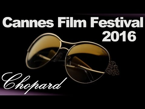 Chopard SCHC02S at the Cannes Film Festival 2016