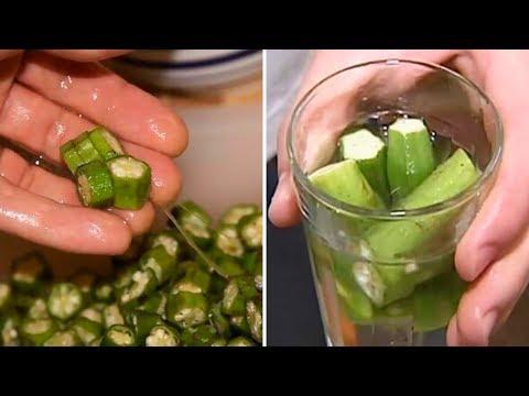 Treat Diabetes, Cholesterol And Kidney Diseases With Okra Water