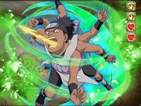 Naruto Ninja Blazing get free 6 Star 99 luck Kidomaru character