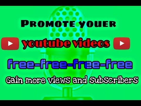 How to promote youtube videos || Increases subscribers and views