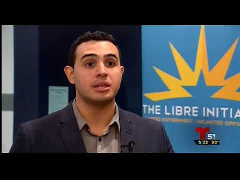 The LIBRE Initiative Discusses Tax Reform