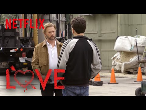 Love | Behind the Scenes: David Spade Wants Out | Netflix